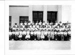 Roosevelt Graduating Class 1952 Submitted by Bob Jaspar