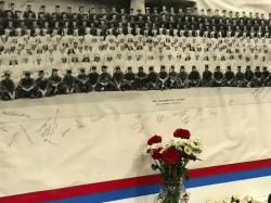 1958 Graduation Photo.     Compliments of Ned Nuddleman