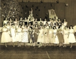 1957 Junior Prom  Submited by Judy Temple