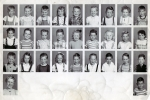 Roosevelt Elementary School class picture .