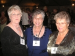 Ann Ryan, Margie Vigil and Ruth Fisher  Enjoying the reunion